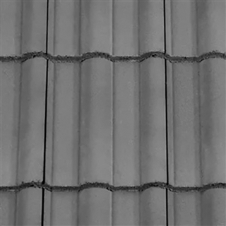 Redland Double Roman Roof Tile Slate Grey 30