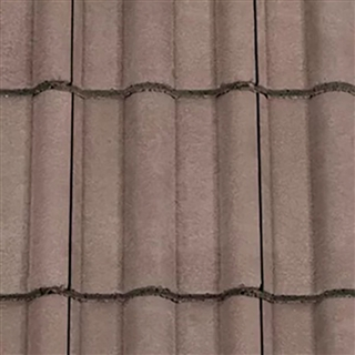 Redland Double Roman Roof Tile Tudor Brown 36