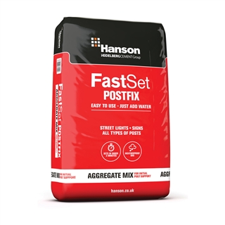 Hanson High Performance Post Mix/Fast Set Post Fix 20kg
