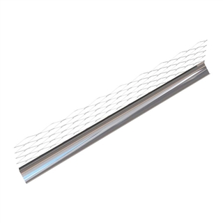 508 Stainless Steel Render Stop Bell Bead 3000mm long