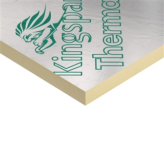 Kingspan Thermapitch TP10 TF70 TW55 2400mm x 1200mm x 100mm