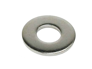 M10 Washers BZP Form C