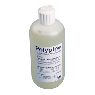 Polypipe Joint Lubricant 500ml Bottle SG500