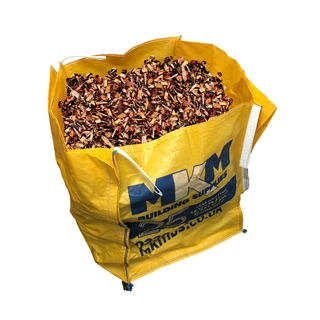Decorative Bark Bulk Bag