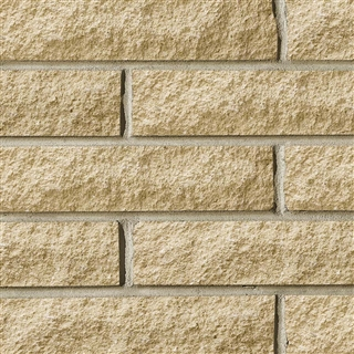 Marshalite Walling Split Faced 220mm x 65mm Buff