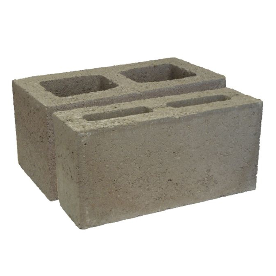440mm X 215mm X 215mm Hollow Concrete Block 7n
