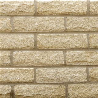 Marshalite Walling Pitch Faced 365mm x 140mm Buff