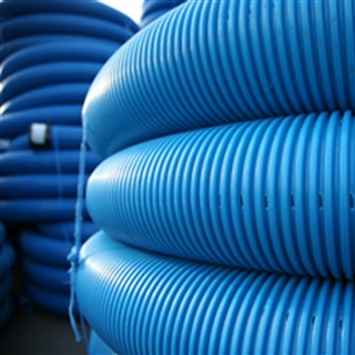 Perforated Land Drain Coils 100mm x 50m