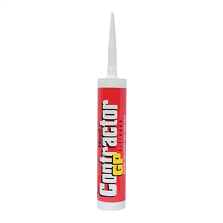 Hansil Contractor GP Silicone 300ml Cartridge Brown