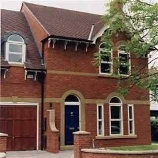 65mm Terca Durham Dark Multi Facing Brick