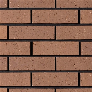 65mm Tyrone Dunmore Brown Dragwire Facing Brick