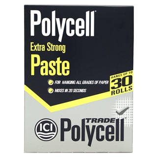 Polycell Extra Strong Wallpaper Paste 30 Roll