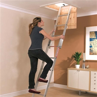 Youngmans Spacemaker 2 Section Loft Ladder