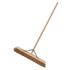 Platform Coco Broom with Stayed Handle 24""