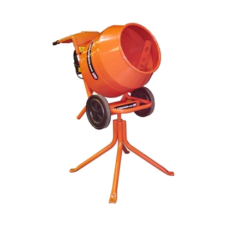 Belle Minimix 150 Concrete Mixer 240V with Stand