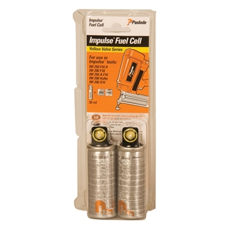 Paslode 300341 Impulse Fuel Cell Blister Pack Yellow Mini