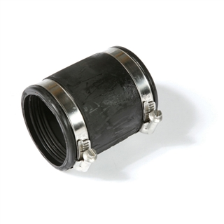 Polypipe Flexicon 110mm-125mm Drainage Adapter XDR125