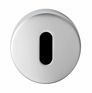Serozzetta Escutcheon Standard Profile Chrome