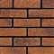 65mm Ibstock Dornach Red Rustic Facing Brick image 0