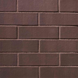 65mm Carlton Smooth Brown Brick