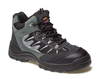 Size 8 Dickies Storm Safety Trainers Grey