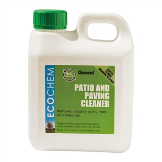 Geocel Ecochem Brick & Patio Cleaner 1 Litre