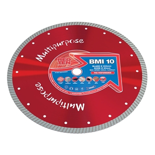 Red Ten BMI10 Ultracut Diamond Blade 230mm