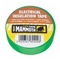Everbuild Electrical Insulation Tape Green 19mm x 33m image 0