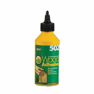 Everbuild 502 Wood Adhesive 250ml