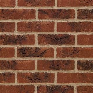 65mm Terca Runswick Red Multi Non-Standard Facing Brick