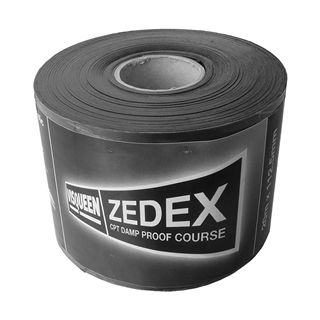 Zedex High Performance Damp Proof Course 225mm x 20m