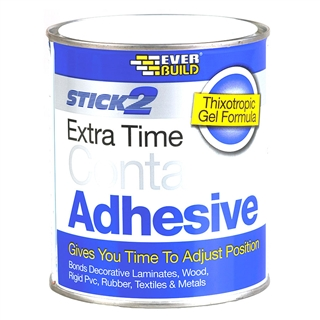 Everbuild Stick 2 Thixotropic Contact Adhesive 5 Litre