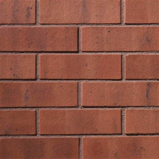 73mm Carlton Weathered Red Brick