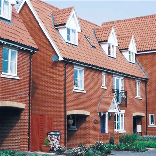 65mm Ibstock Leicester Red Stock Facing Brick