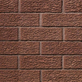 65mm Carlton Wolds Red Rustic Brick