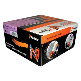 Paslode 142007 IM90i Nail Fuel Pack 51mm x 2.8mm RG Galvanised Plus