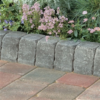 Trident Type K-S Kerb Charcoal