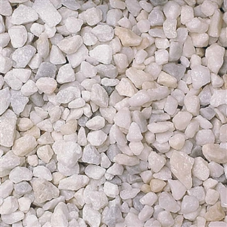 Spanish White Chippings Polybag