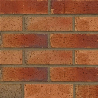 65mm Forterra Abbey Blend Selected Facing Brick