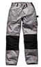 "Dickies Grafter Duotone Trousers Grey/Black 32"" Regular image 0"