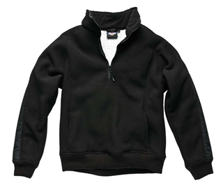Dickies Eisenhower Fleece Pullover Black Size M