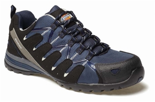 Size 8 Dickies Tiber Super Safety Trainers S3 Navy