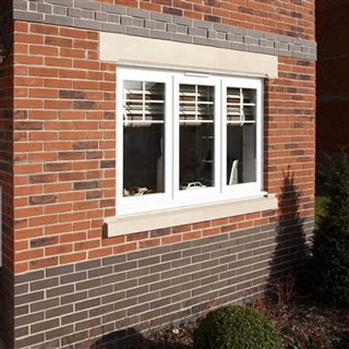 65mm Forterra Chelsea Smoked Red Facing Brick