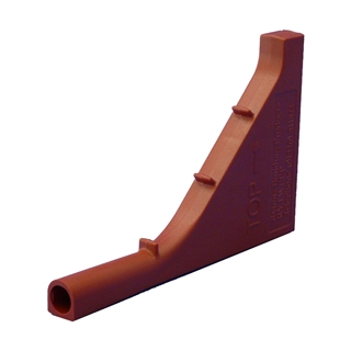 Rytons Concealed Rytweep Weep Hole Duct Red
