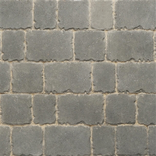 Applesby Antique Paviors 3 Size Project Pack 9.6m² Charcoal