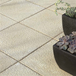 Torver Textured Paving 300mm x 300mm Buff