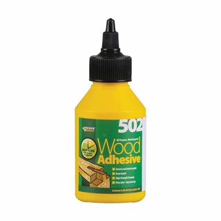 Everbuild 502 Wood Adhesive 125ml