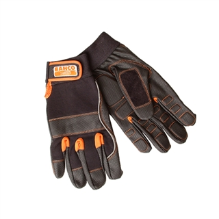 Power Tool Padded Palm Glove Size 10 (Extra Large)