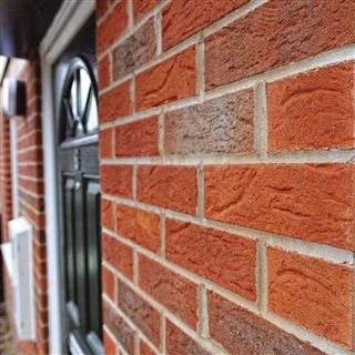 65mm Forterra Clumber Red Mixture Facing Brick