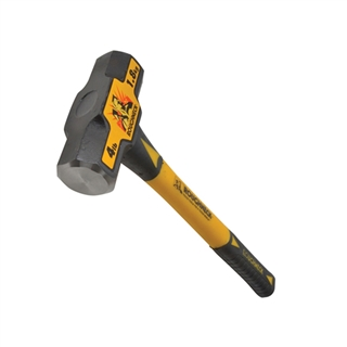 Roughneck Sledge Hammer 2.7kg (6lb) Fibreglass Handle